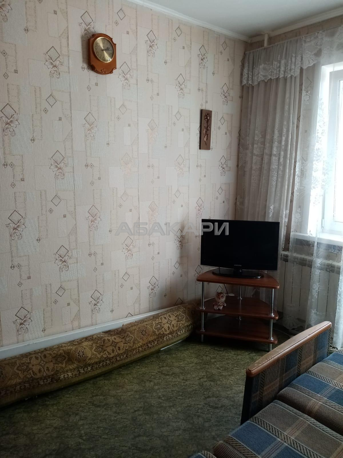 1к квартира Судостроительная улица, 97А 6/9 - 32кв | 10000 | аренда в Красноярске фото 1
