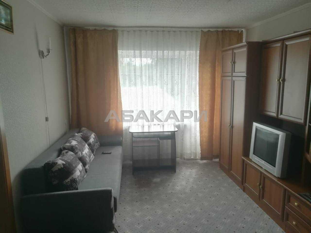 1к квартира 2-я Хабаровская улица, 10 4/5 - 35кв   16000   аренда в Красноярске фото 9