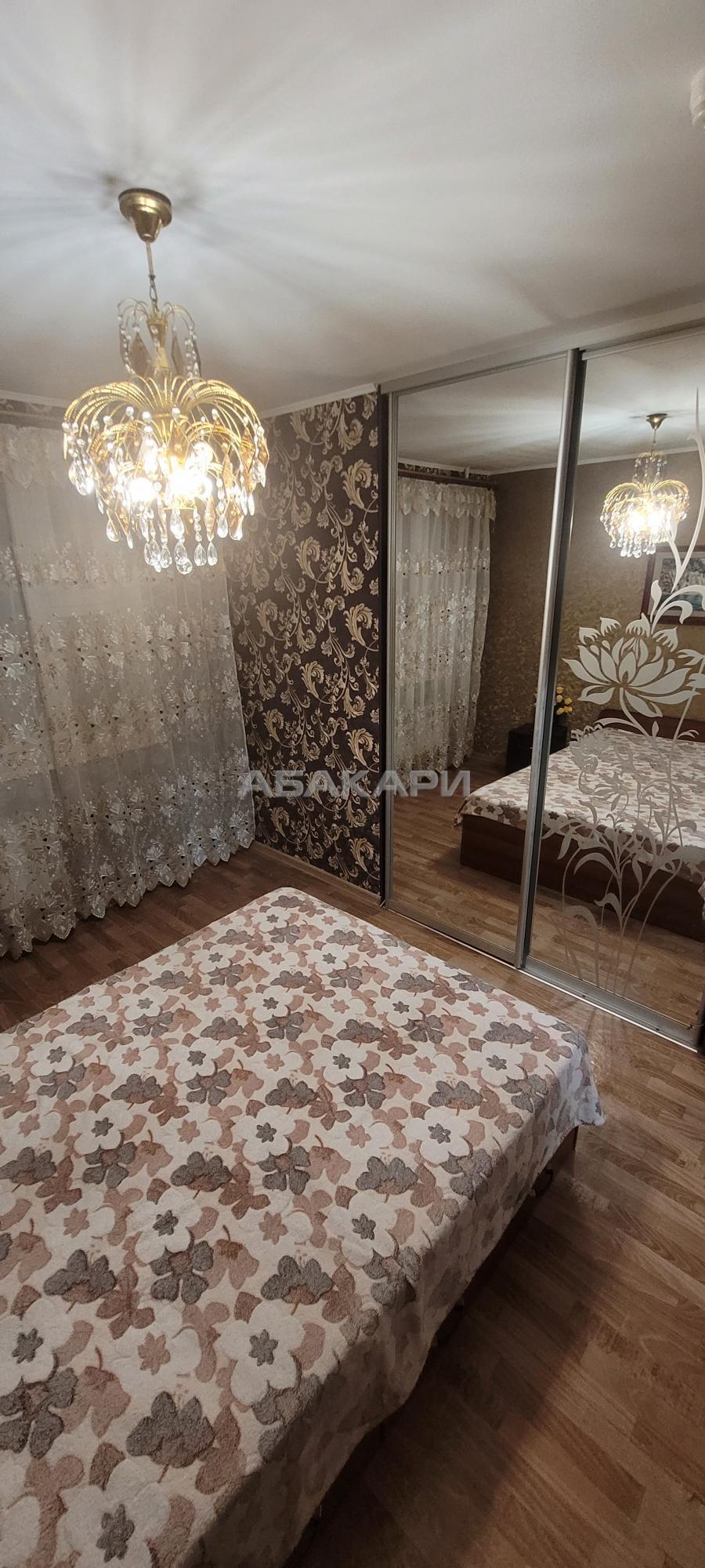2к квартира Паровозная улица, 5А 3/10 - 50кв   20000   аренда в Красноярске фото 0