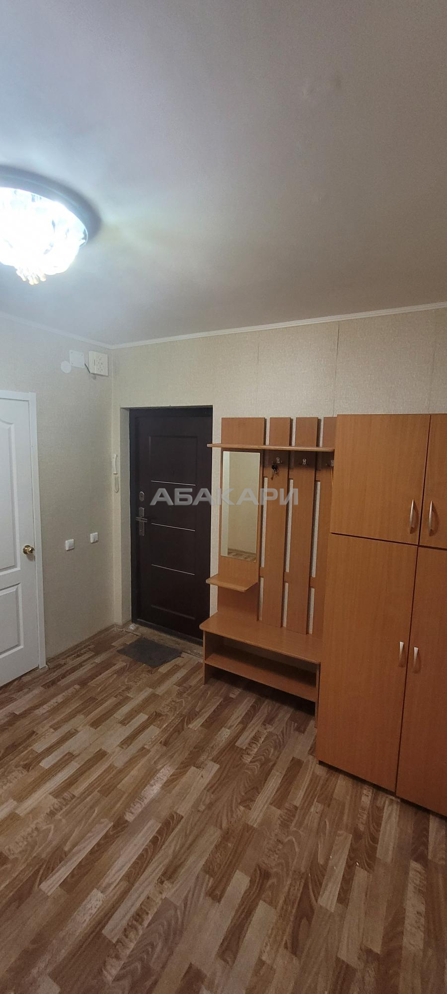 2к квартира Паровозная улица, 5А 3/10 - 50кв   20000   аренда в Красноярске фото 13