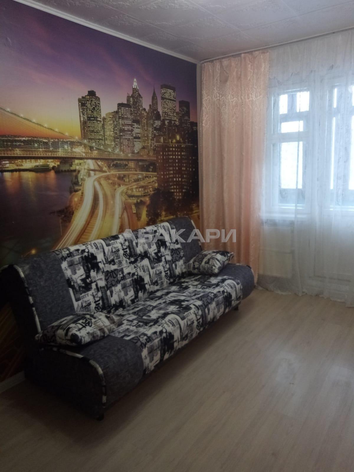 1к квартира улица Микуцкого, 2А 7/9 - 30кв   13000   аренда в Красноярске фото 0