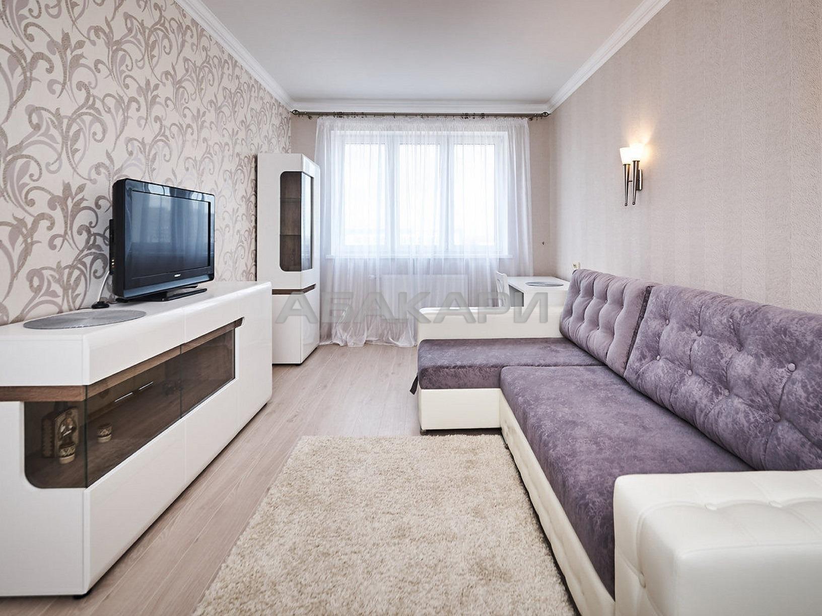 1к квартира улица Щорса, 73 4/5 - 36кв | 13000 | аренда в Красноярске фото 0