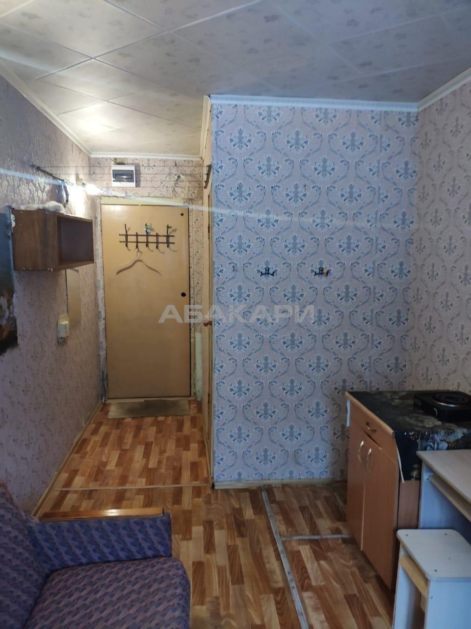 студия 2-я Краснофлотская улица, 5 1/5 - 14кв   5500   аренда в Красноярске фото 1