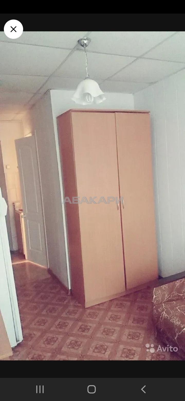 студия улица Аэровокзальная, 8Д 4/5 - 16кв   10000   аренда в Красноярске фото 1