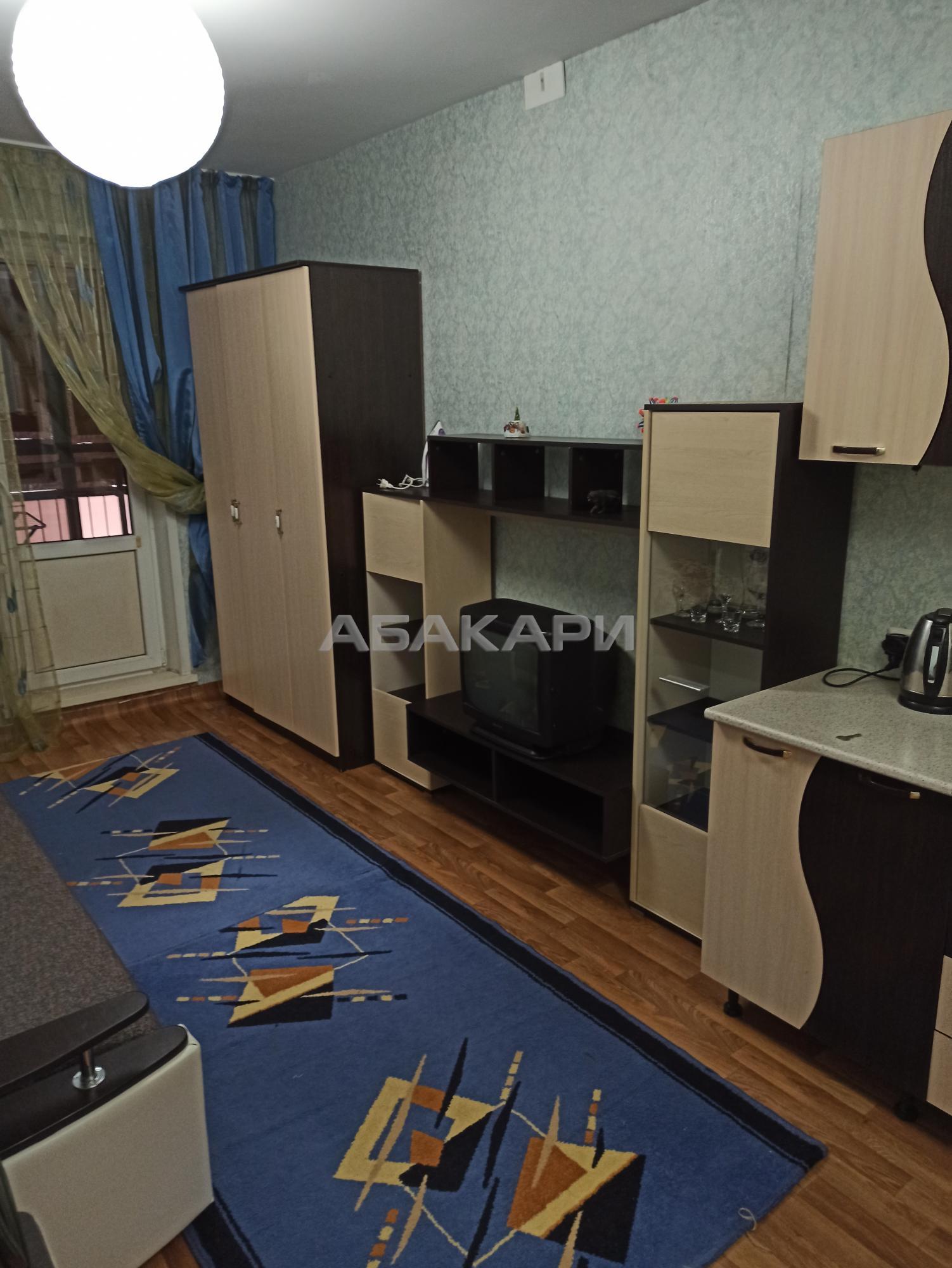 1к квартира улица Вильского, 28 4/16 - 22кв   13000   аренда в Красноярске фото 2
