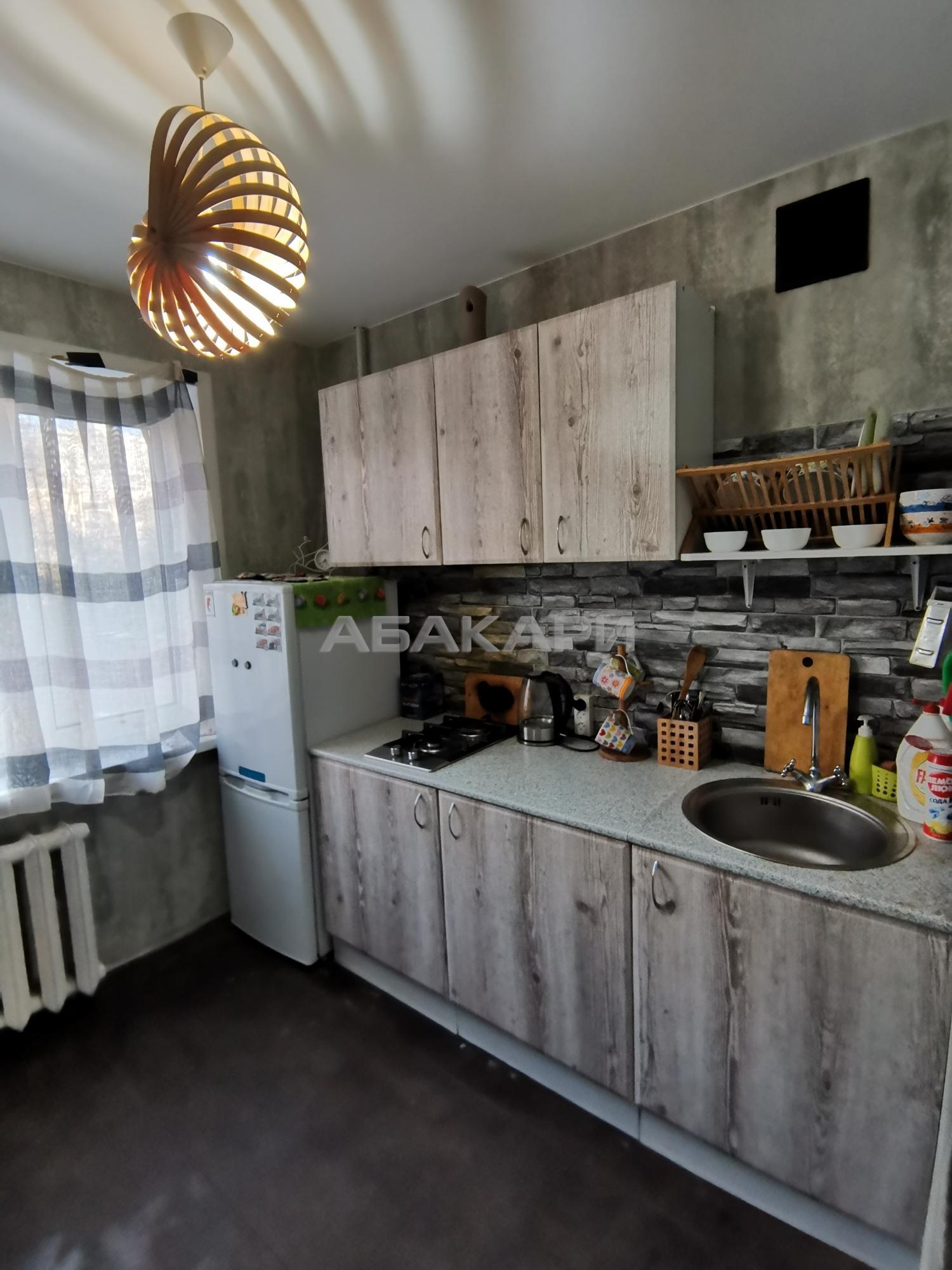 1к квартира улица Александра Матросова, 10А 2/5 - 33кв | 10000 | аренда в Красноярске фото 4