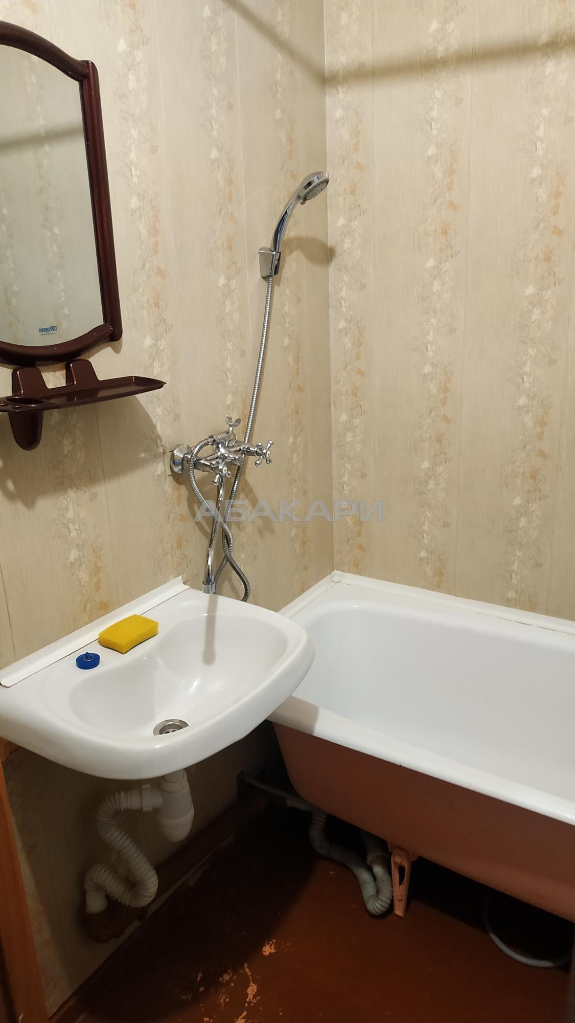 1к квартира улица Молокова, 1Д 9/10 - 42кв | 14000 | аренда в Красноярске фото 12