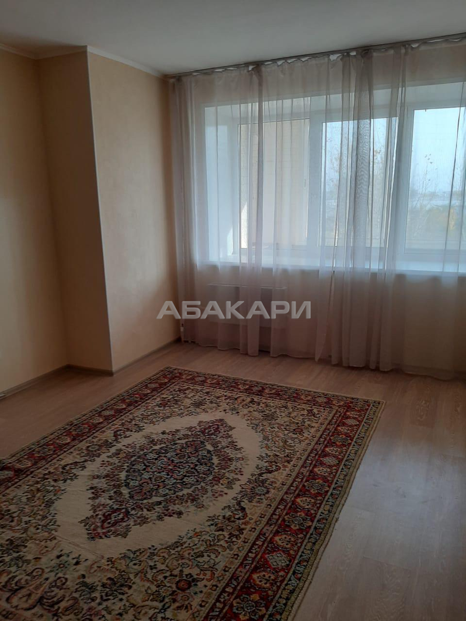 1к квартира Базарная улица, 124А 7/12 - 39кв   16000   аренда в Красноярске фото 2