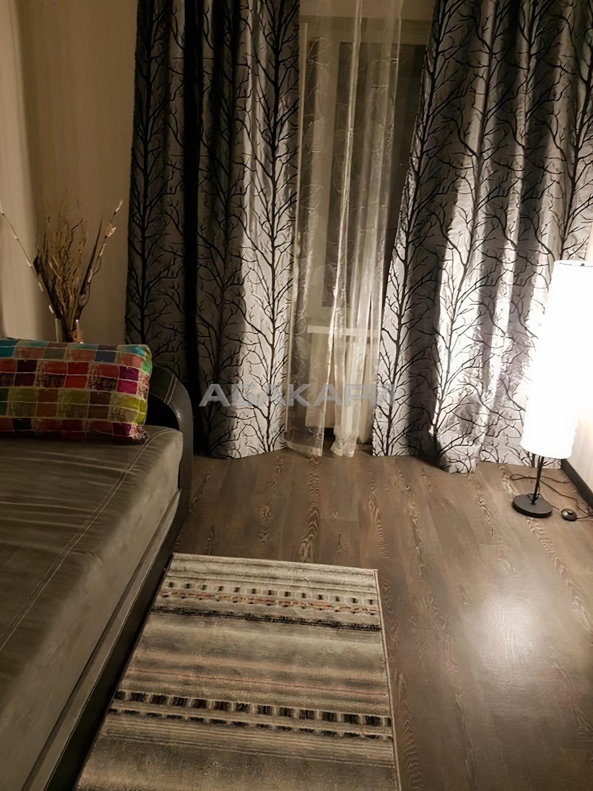 1к квартира улица Александра Матросова, 6 2/5 - 31кв | 13500 | аренда в Красноярске фото 0