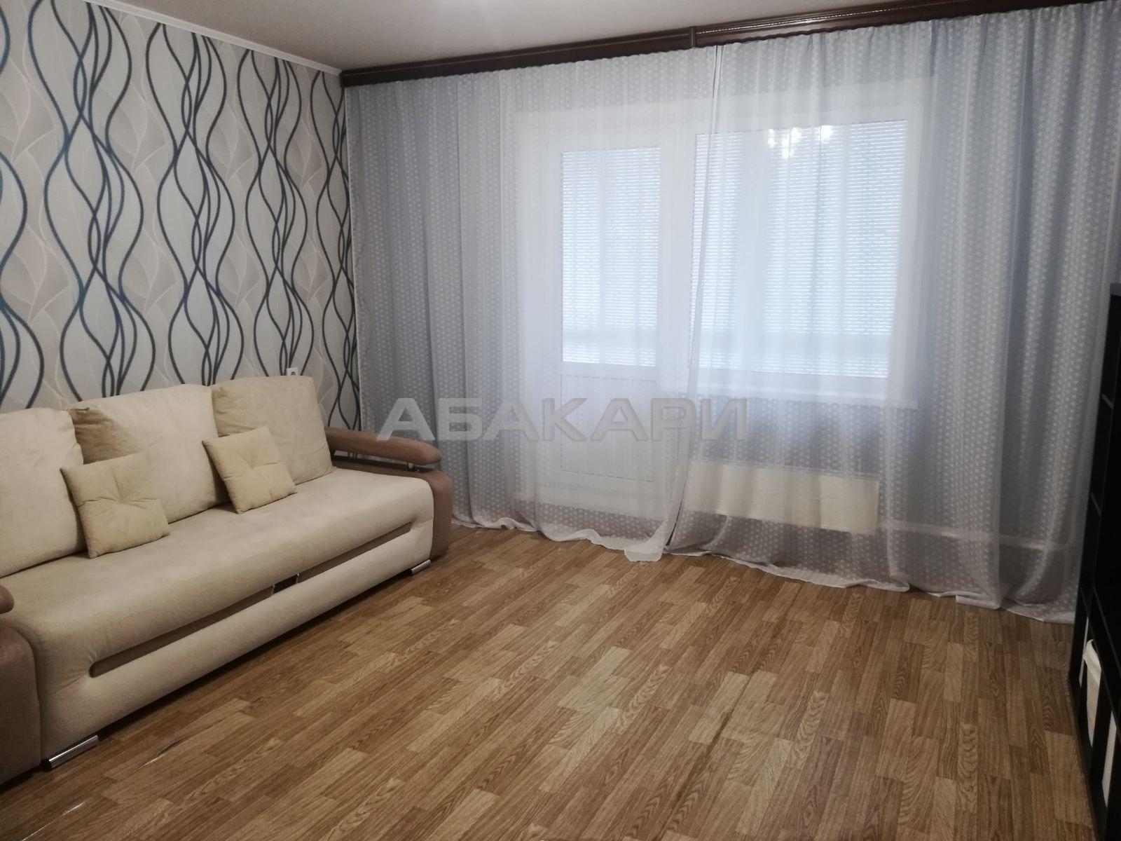 1к квартира улица Ястынская, д. 5 5/9 - 42кв | 20000 | аренда в Красноярске фото 2