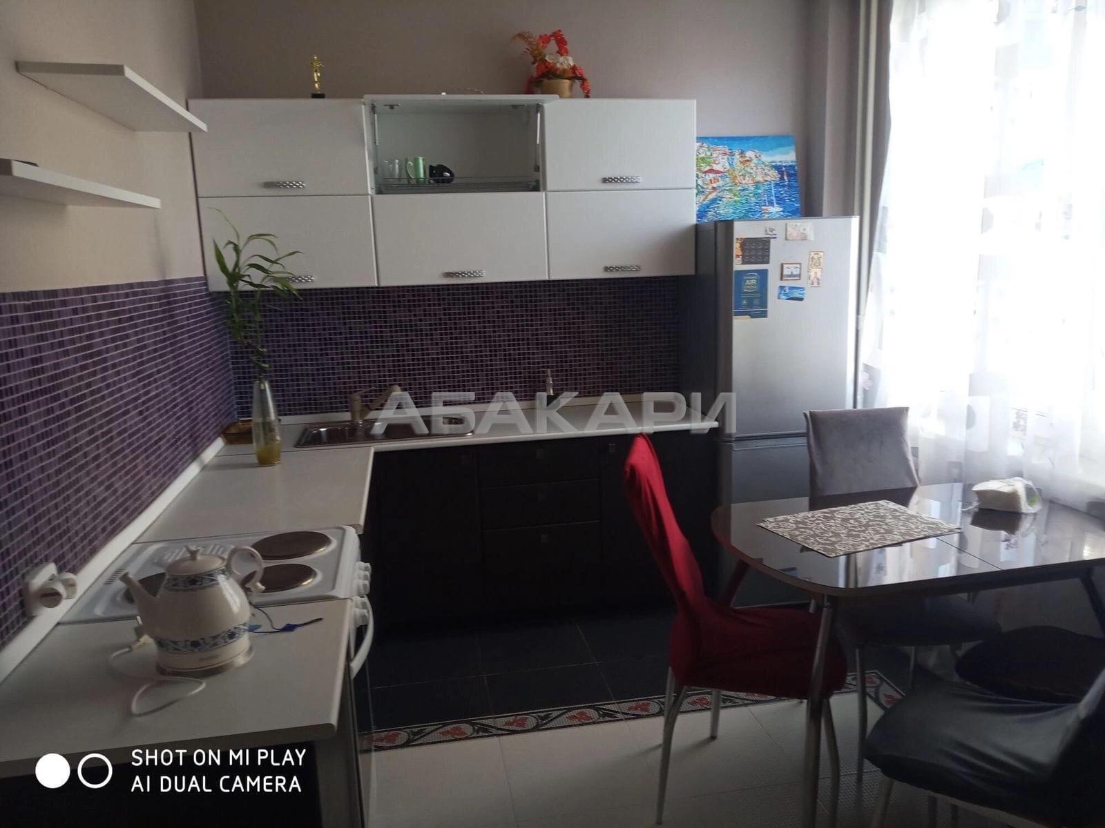 1к квартира улица Борисова 17/8 - 40кв   15500   аренда в Красноярске фото 0
