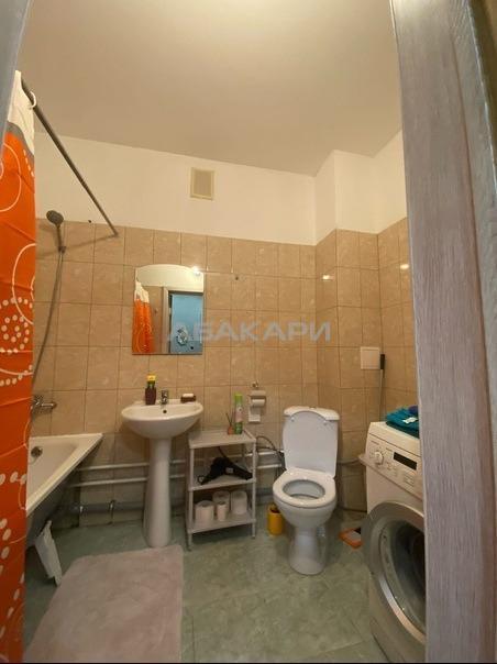 1к квартира улица Ладо Кецховели, 62А 4/9 - 36кв   11000   аренда в Красноярске фото 1