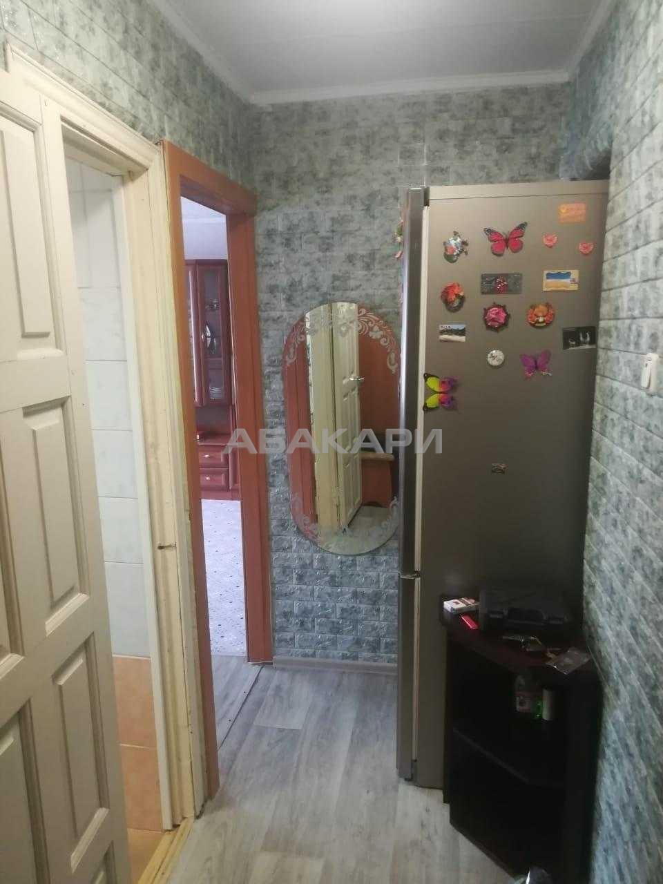 1к квартира 2-я Хабаровская улица, 10 4/5 - 35кв   16000   аренда в Красноярске фото 3