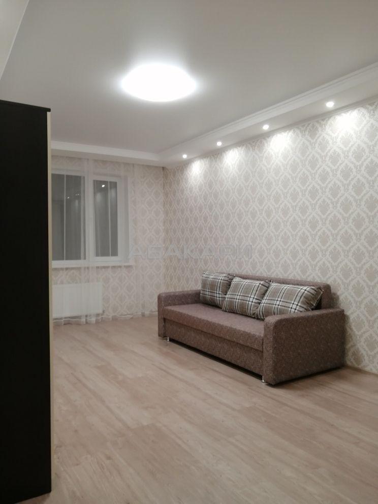 1к квартира улица Ады Лебедевой, 64 7/17 - 40кв | 12000 | аренда в Красноярске фото 4