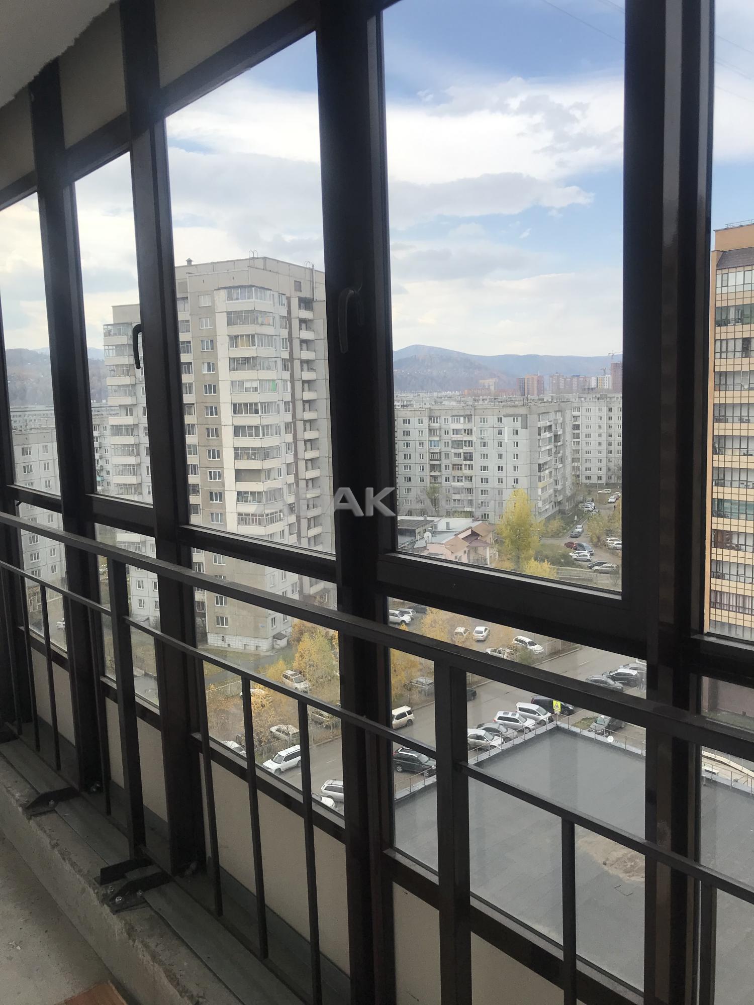 1к квартира улица Карамзина, 20 11/14 - 38кв | 13000 | аренда в Красноярске фото 7