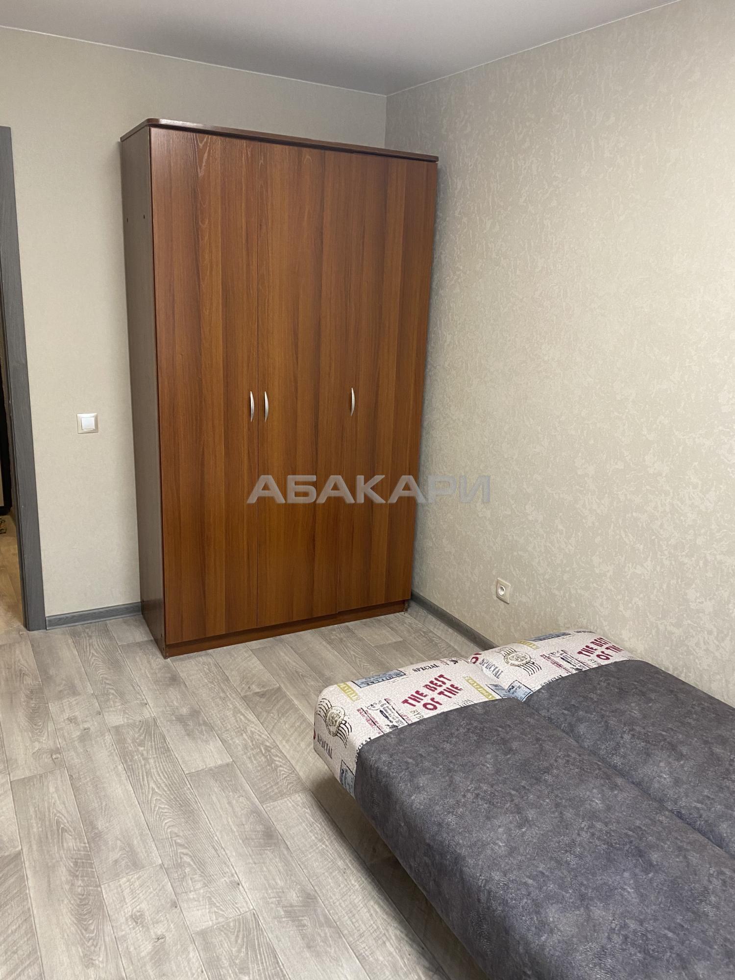 2к квартира улица Мирошниченко, 1 4/9 - 47кв   25000   аренда в Красноярске фото 1