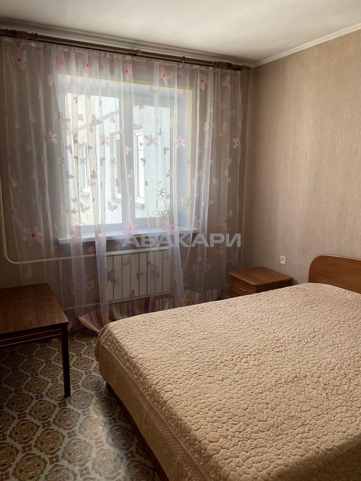 3к квартира улица Железнодорожников, 18В 8/10 - 68кв | 27000 | аренда в Красноярске фото 2