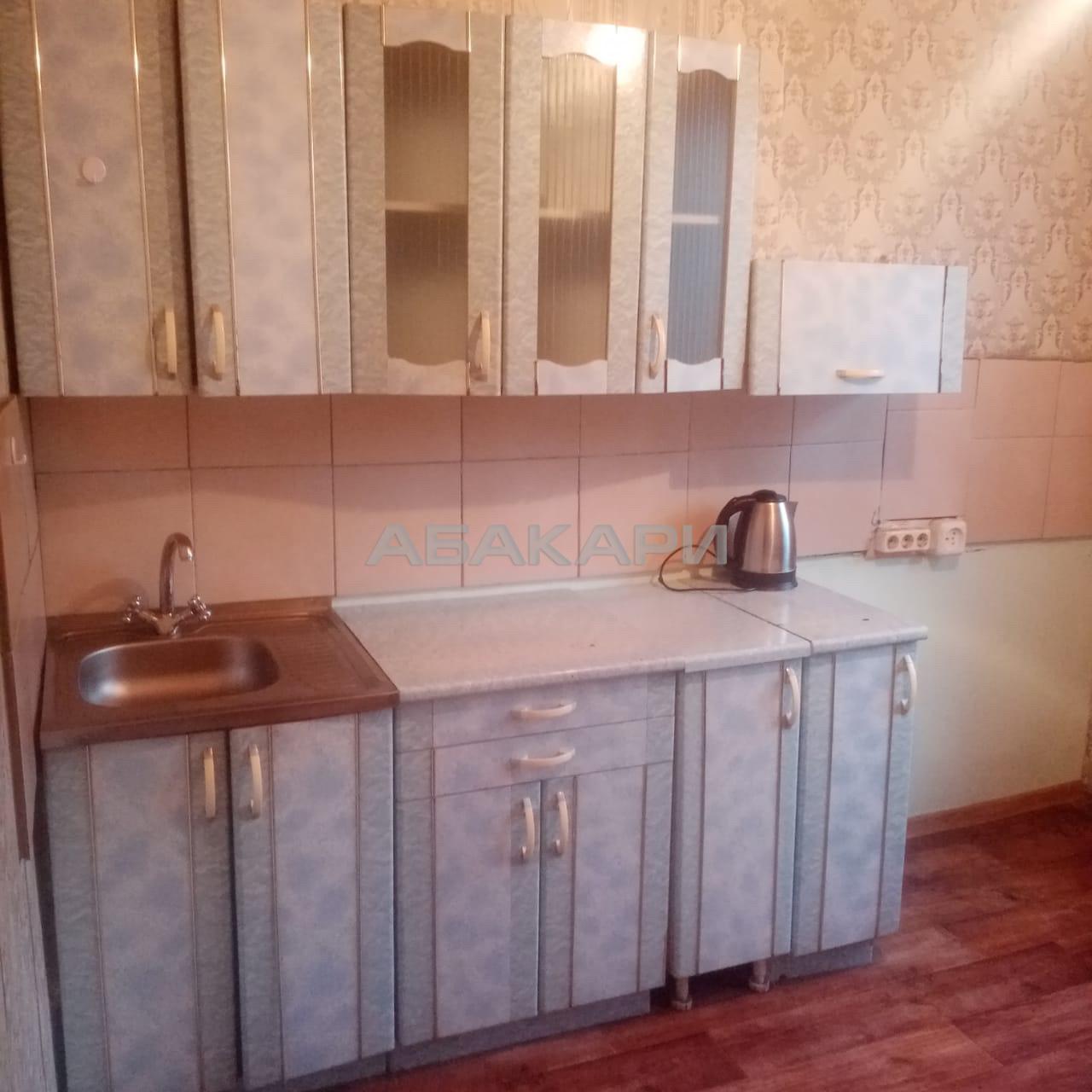 1к квартира улица Урванцева, 14 3/5 - 40кв | 17000 | аренда в Красноярске фото 1