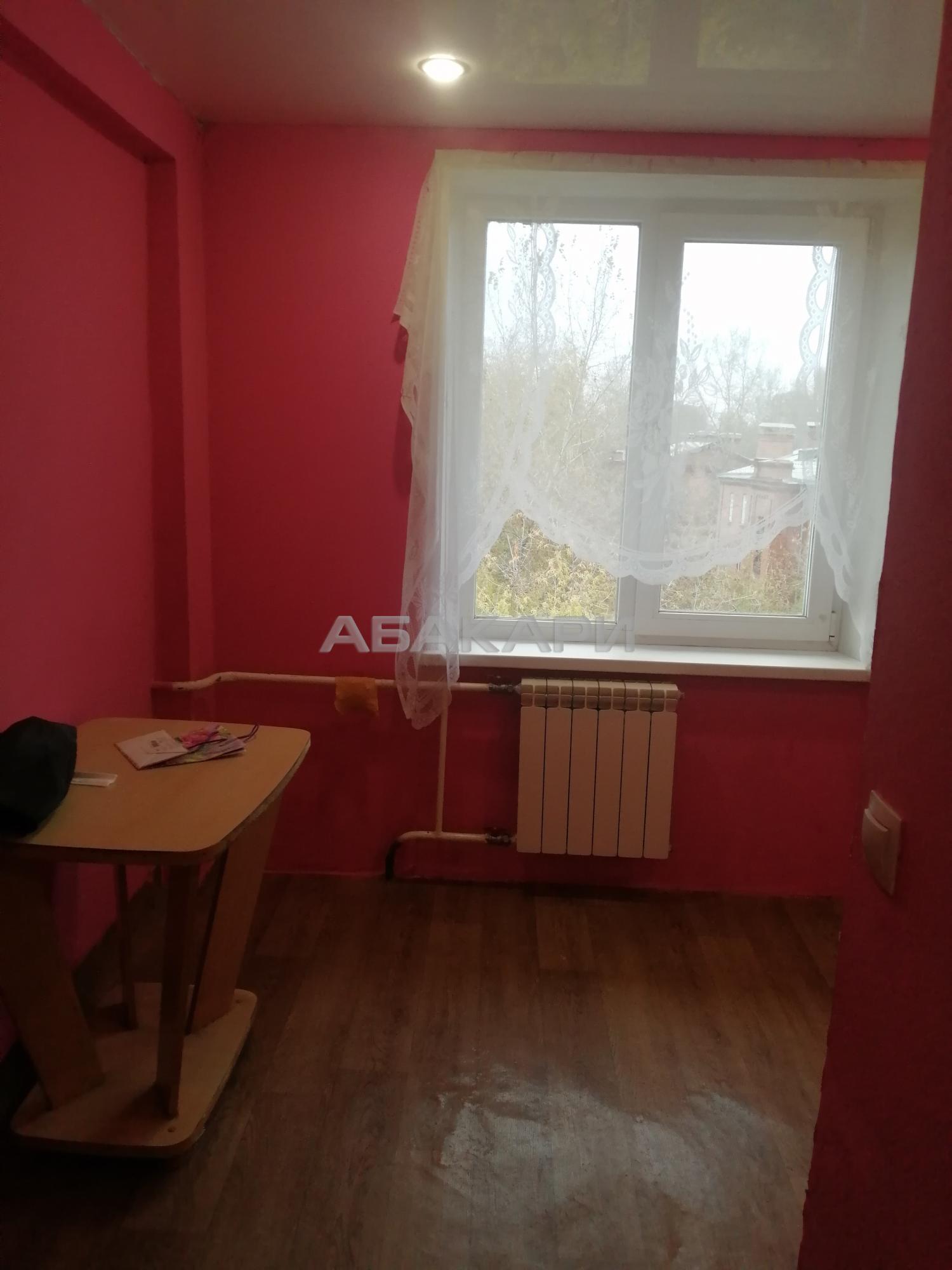 1к квартира улица Малиновского, 2А 5/5 - 42кв   11000   аренда в Красноярске фото 9