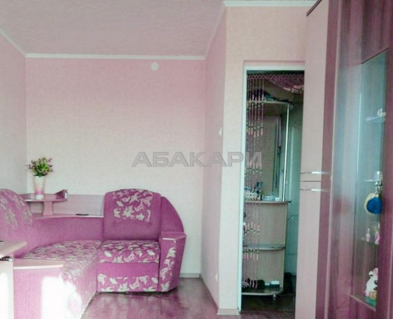 1к квартира Свободный проспект, 64А 2/5 - 33кв | 14500 | аренда в Красноярске фото 1