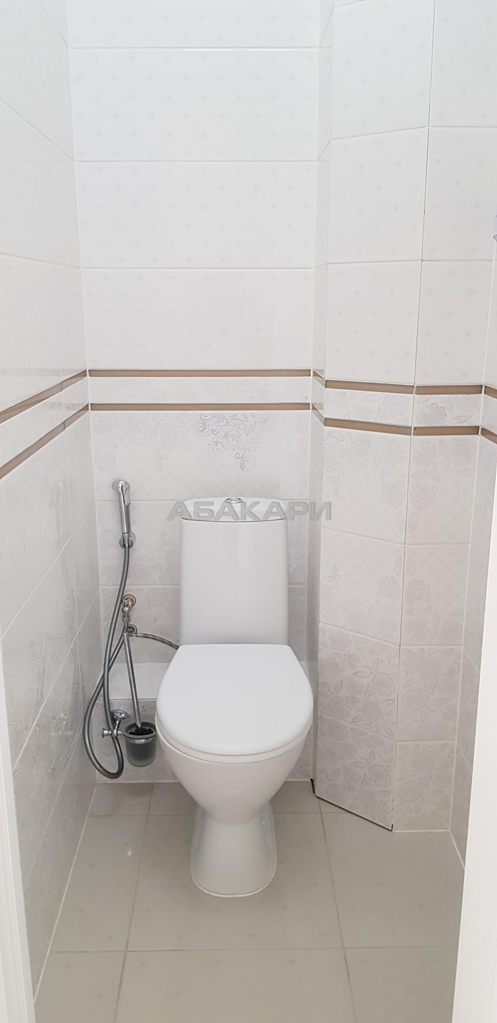 1к квартира улица Карамзина, 32 10/10 - 42кв | 18500 | аренда в Красноярске фото 14