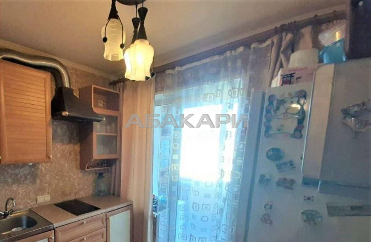 1к квартира улица Железнодорожников, 20Б 3/5 - 35кв | 15000 | аренда в Красноярске фото 3