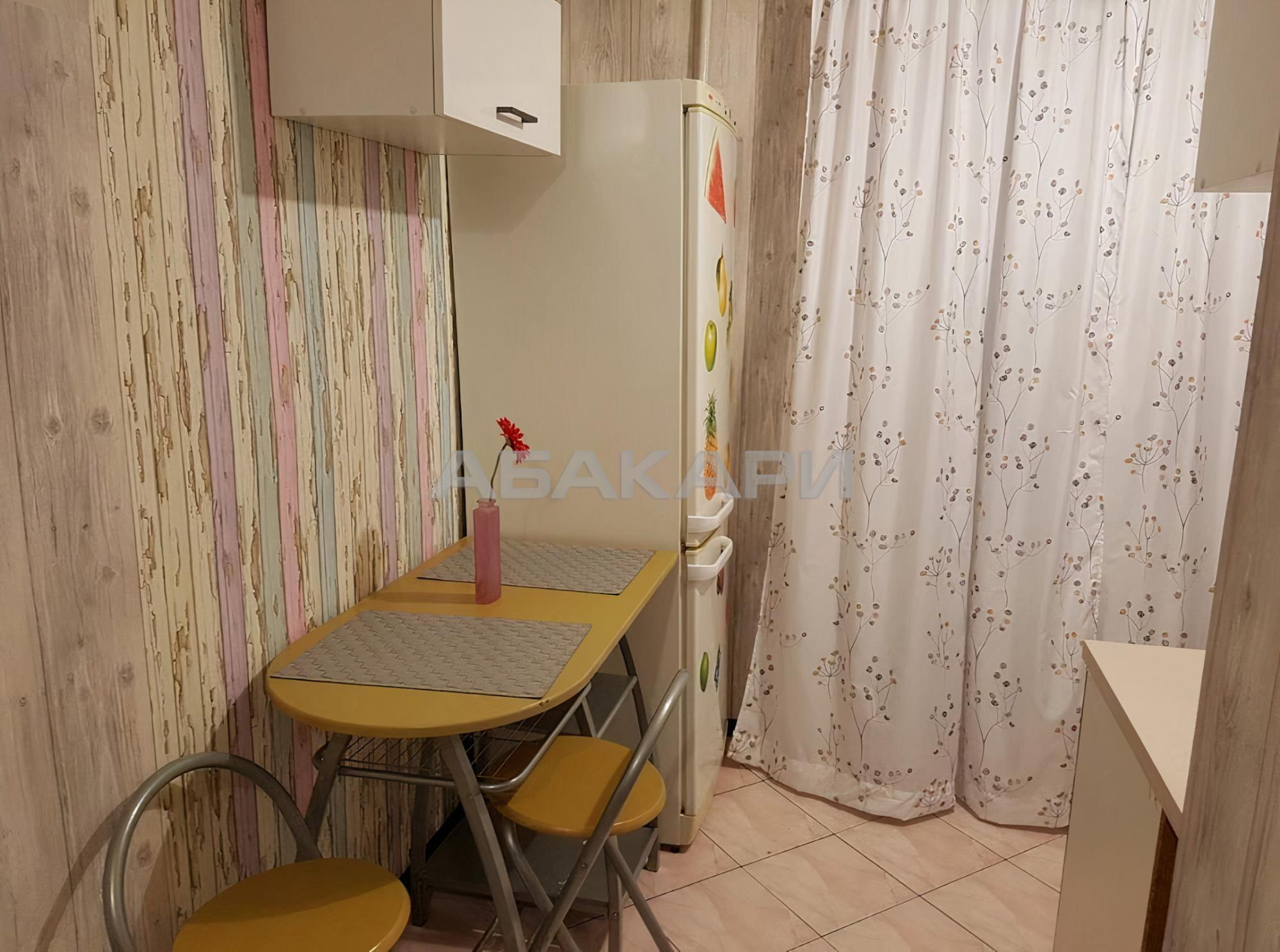 1к квартира улица Александра Матросова, 6 2/5 - 31кв | 13500 | аренда в Красноярске фото 5