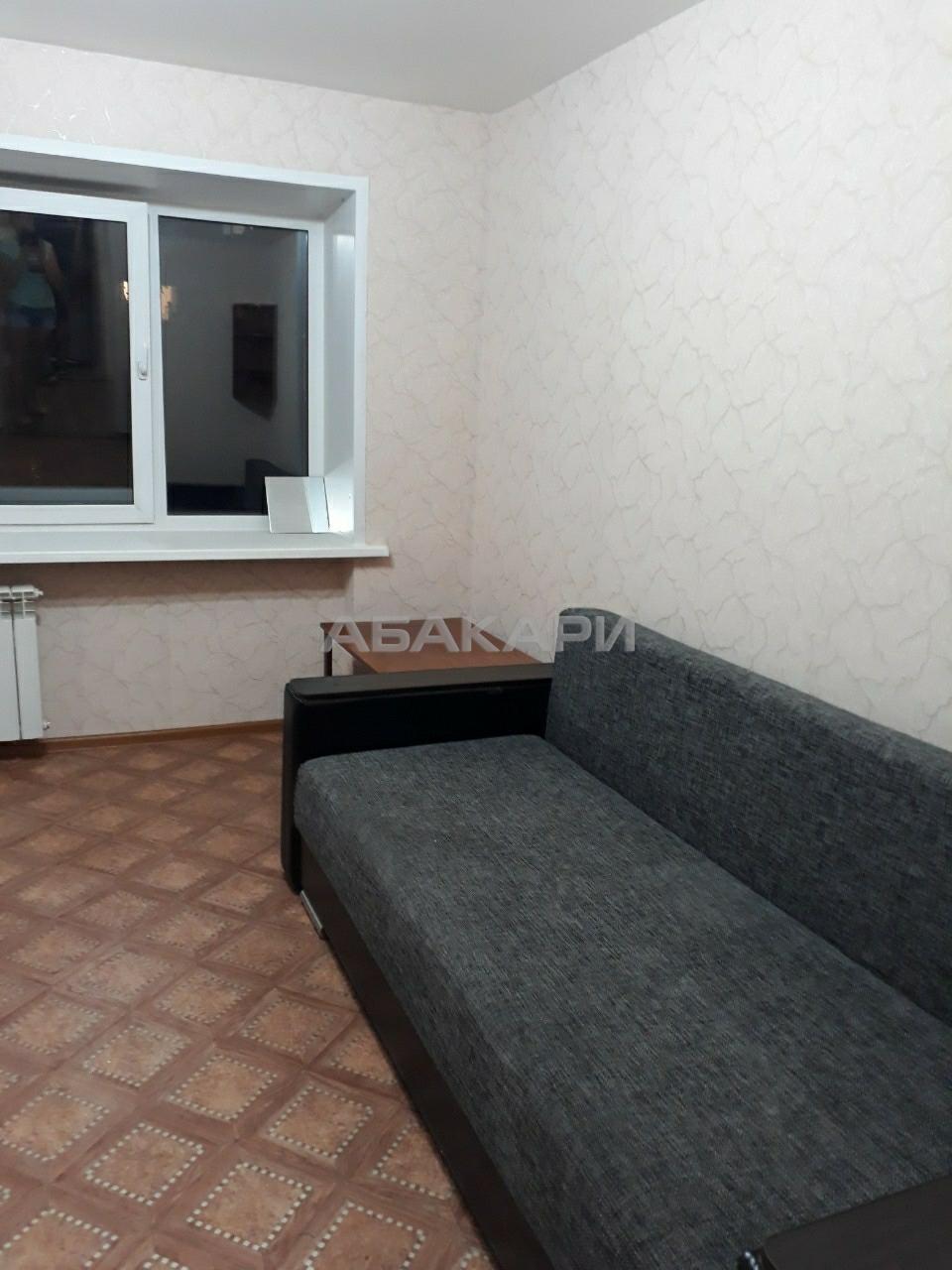 1к квартира улица Корнетова, 10 3/5 - 18кв   12000   аренда в Красноярске фото 0