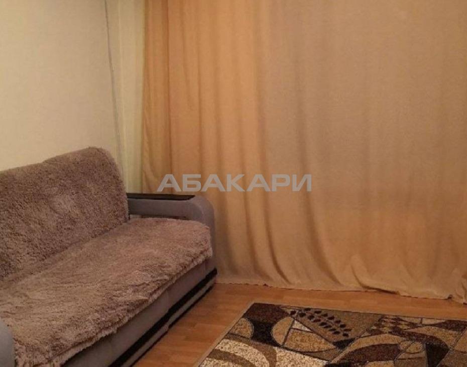 1к квартира улица Александра Матросова, 4 3/5 - 34кв   13500   аренда в Красноярске фото 3