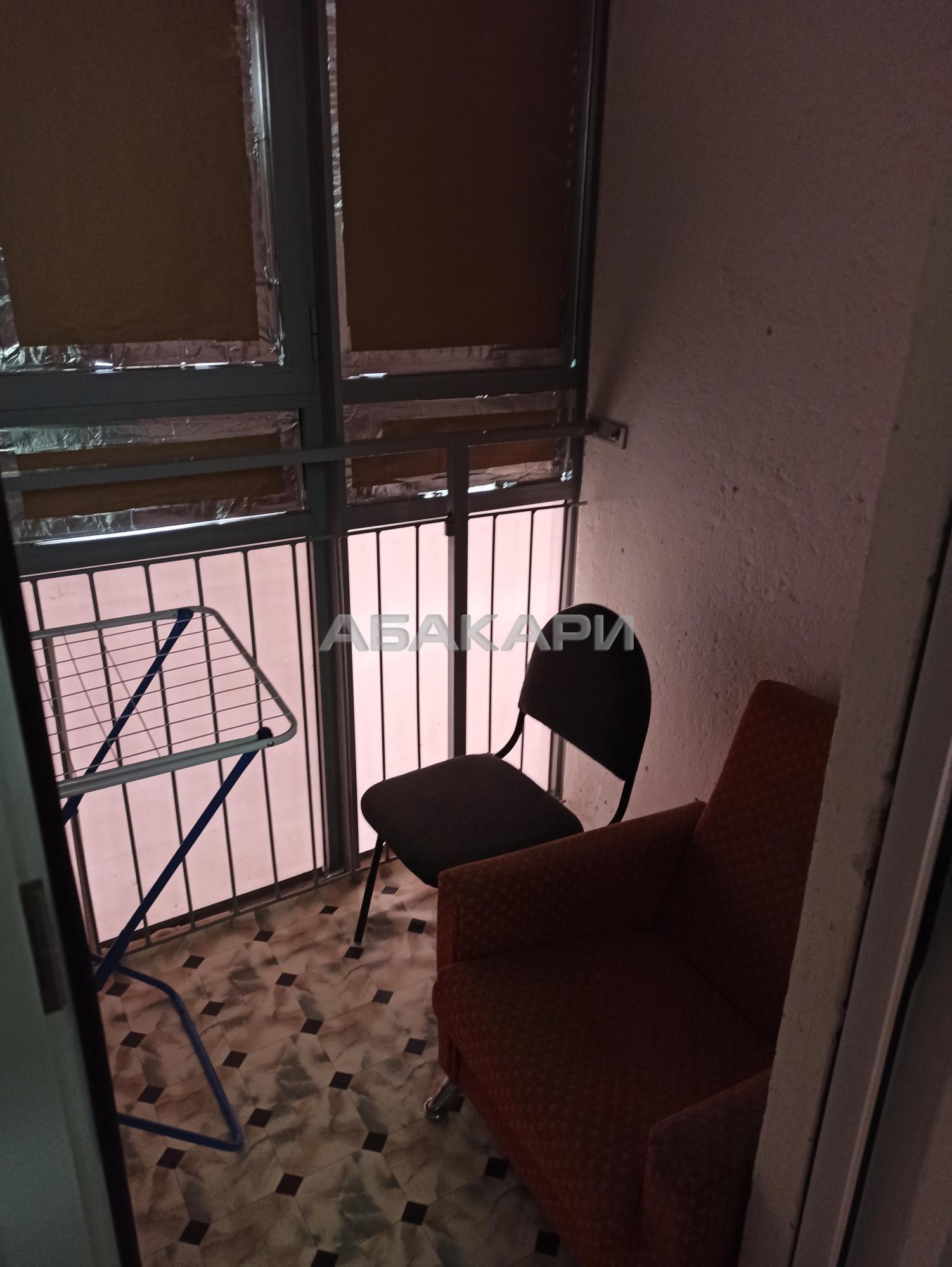 1к квартира улица Вильского, 28 4/16 - 22кв   13000   аренда в Красноярске фото 10