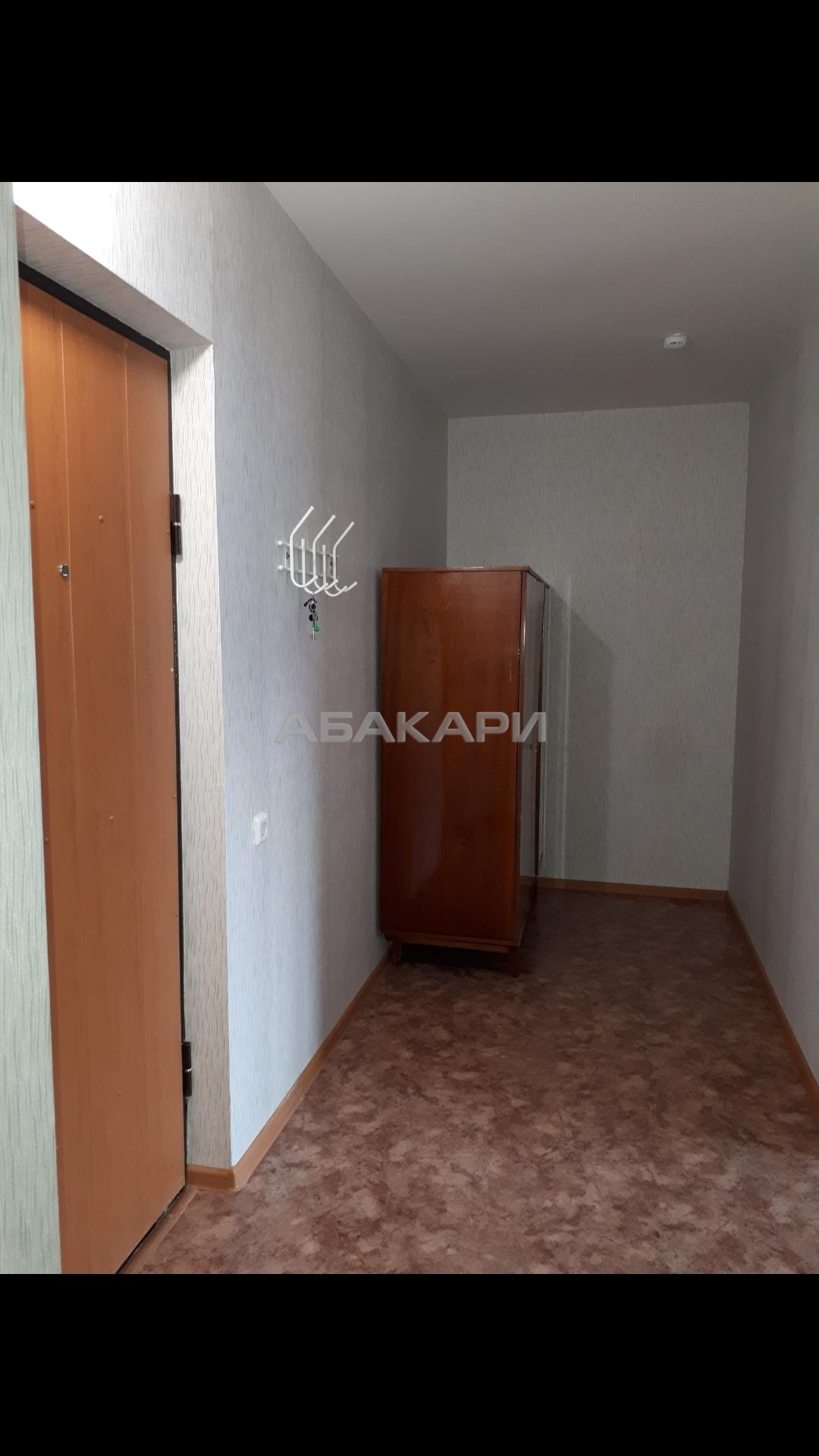 1к квартира Ольховая улица, 4 11/15 - 42кв | 13000 | аренда в Красноярске фото 8