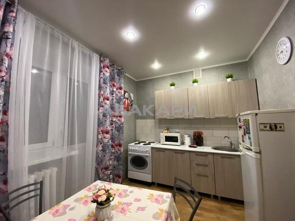 1к квартира улица Ладо Кецховели, 62А 4/9 - 36кв   11000   аренда в Красноярске фото 2