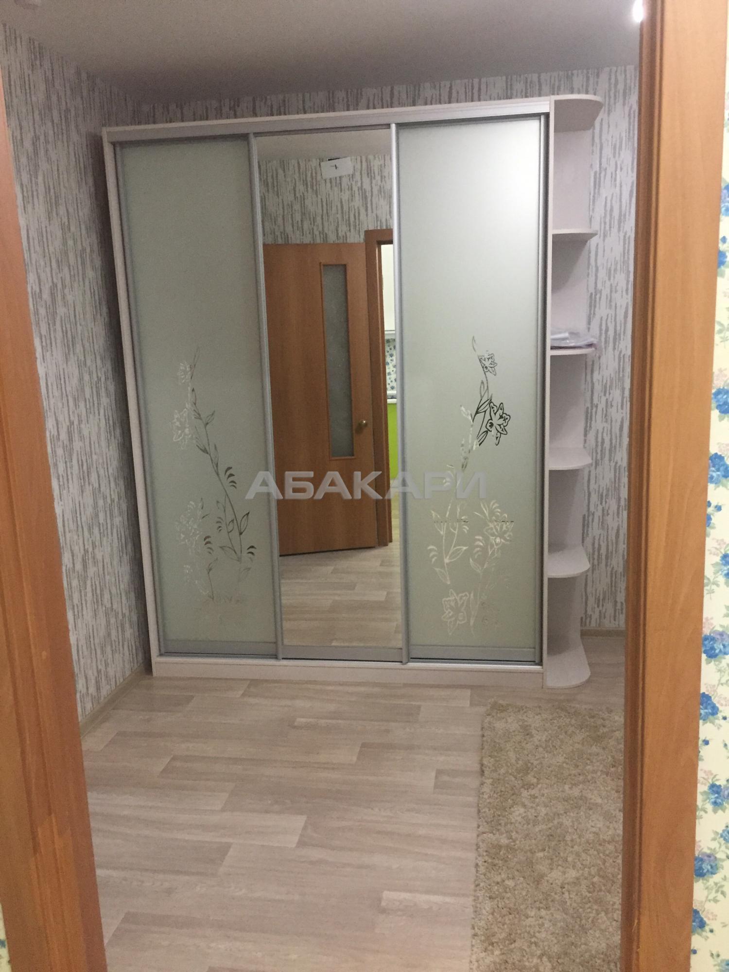 1к квартира улица Серова, 8 13/17 - 41кв | 15000 | аренда в Красноярске фото 2