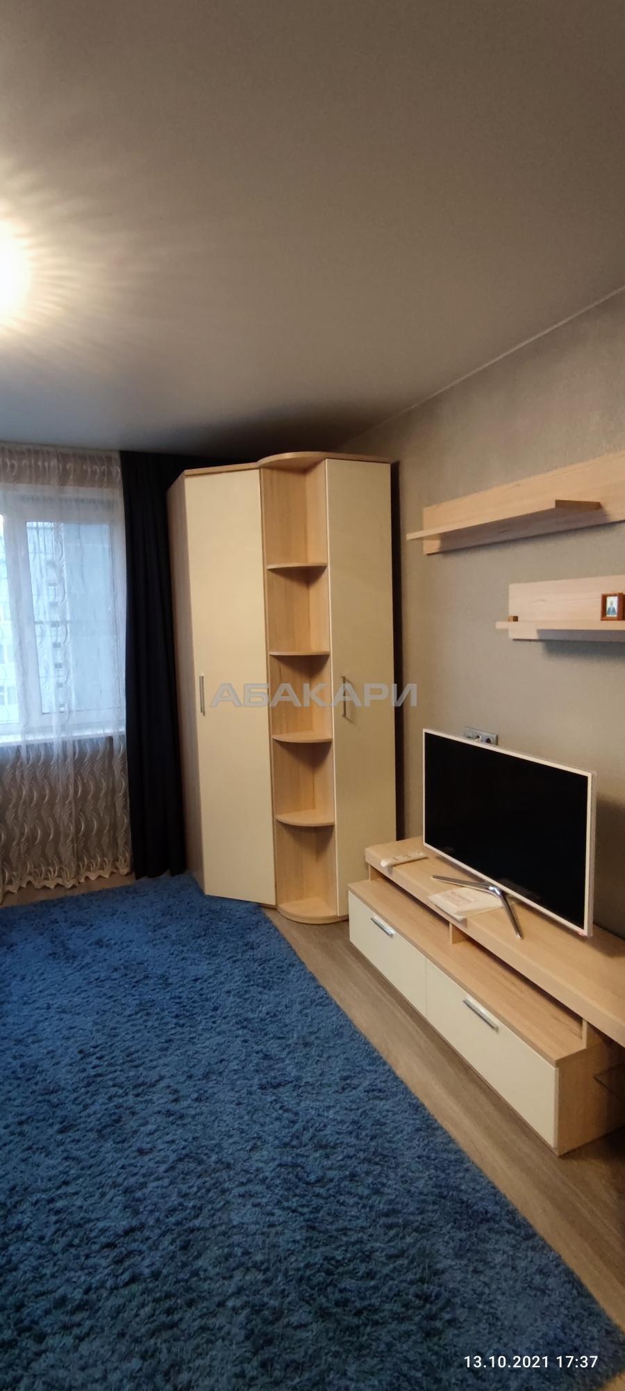 2к квартира проспект Металлургов, 55 а 8/10 - 60кв   30000   аренда в Красноярске фото 3