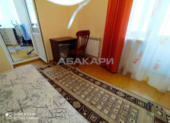 3к квартира улица Сурикова, 53 6/9 - 64кв   15000   аренда в Красноярске фото 17