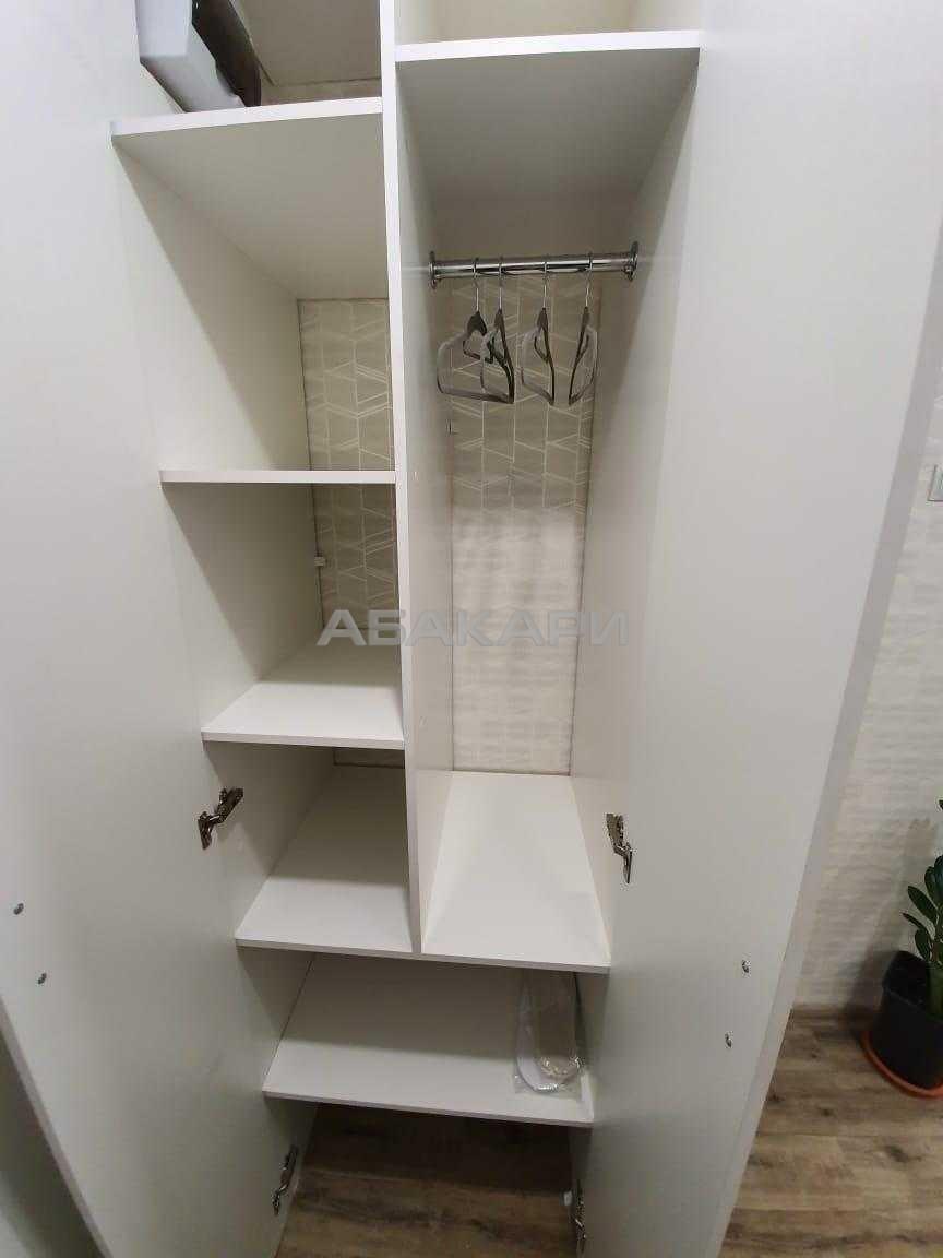 1к квартира улица Курчатова, дом 12 1/5 - 13кв | 17500 | аренда в Красноярске фото 4