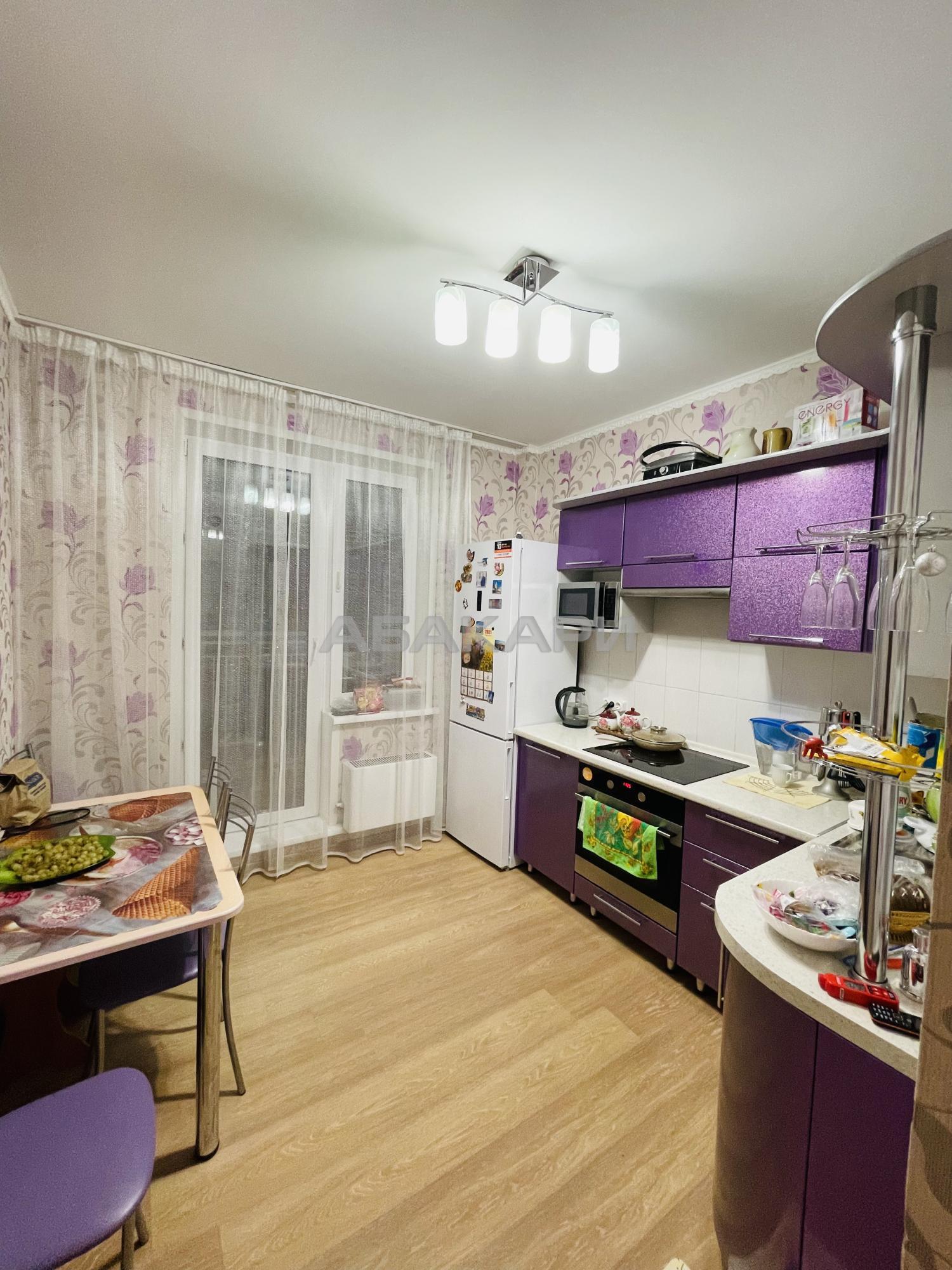 2к квартира улица Воронова, 20 25/27 - 54кв   35000   аренда в Красноярске фото 14