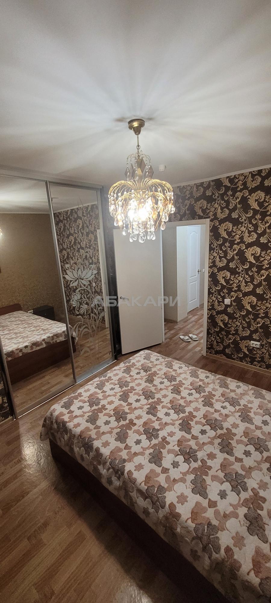 2к квартира Паровозная улица, 5А 3/10 - 50кв   20000   аренда в Красноярске фото 2