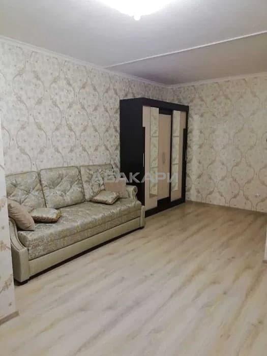 1к квартира улица Молокова, 40 7/10 - 36кв | 13000 | аренда в Красноярске фото 0