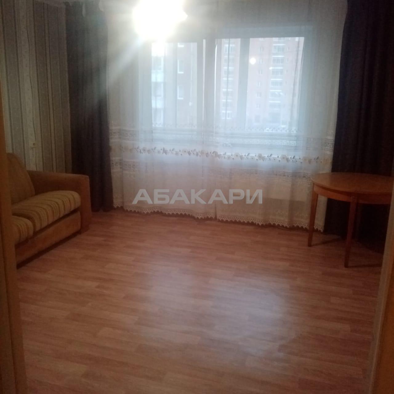 1к квартира улица Урванцева, 14 3/5 - 40кв | 17000 | аренда в Красноярске фото 0
