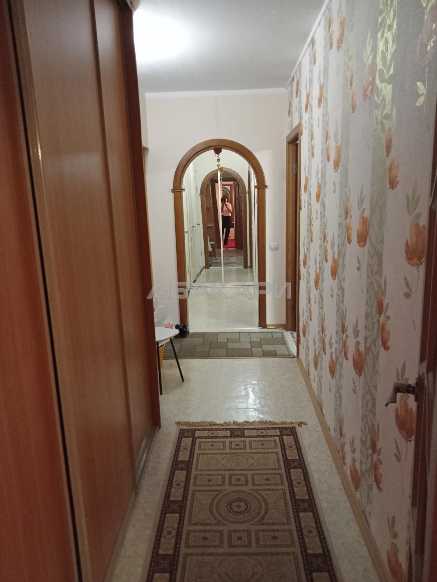 2к квартира улица Перенсона, 5А 3/16 - 53кв   26000   аренда в Красноярске фото 10
