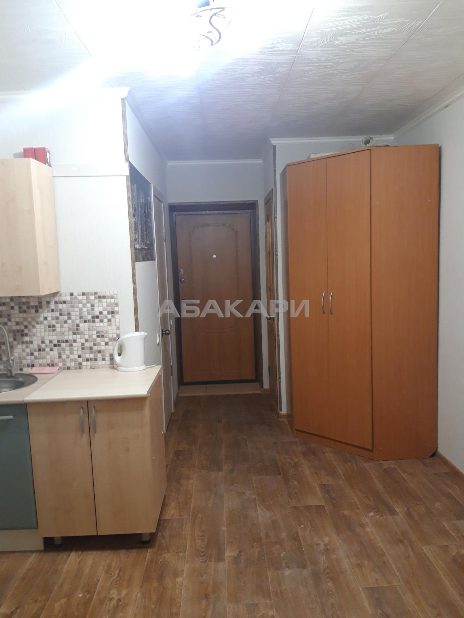 1к квартира улица Корнетова, 6 2/5 - 18кв | 11000 | аренда в Красноярске фото 8