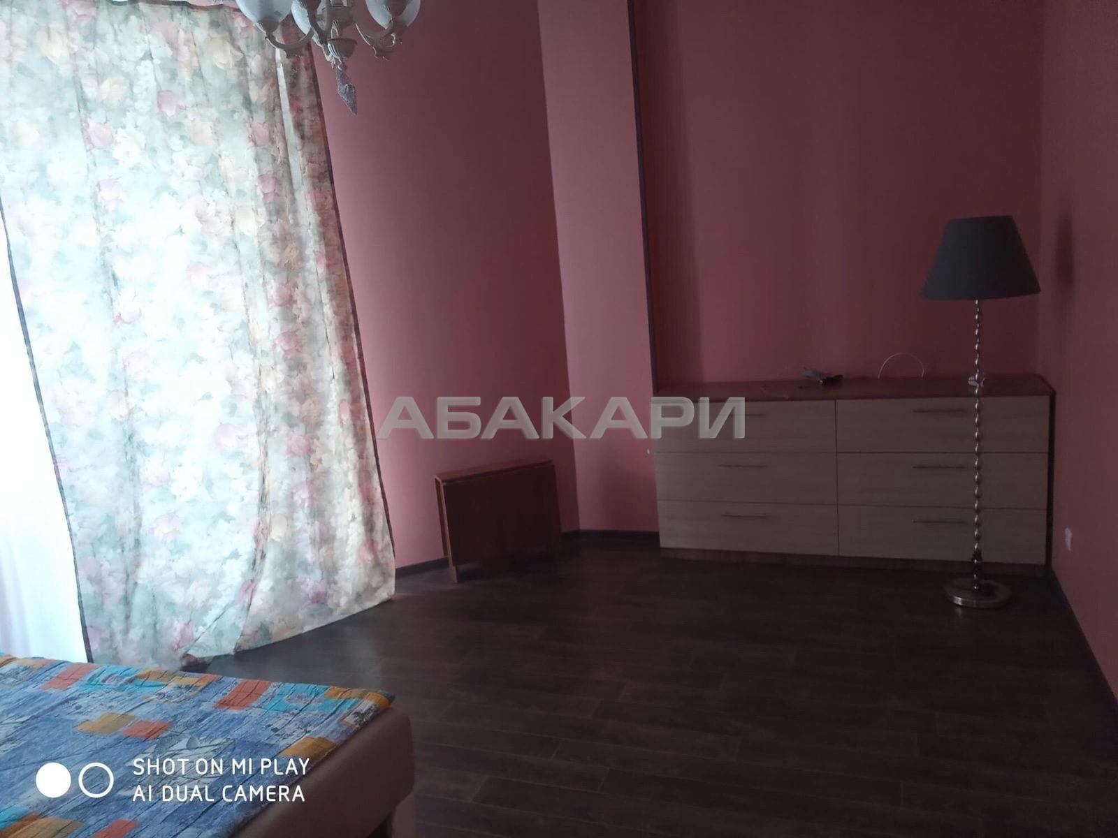 1к квартира улица Борисова 17/8 - 40кв   15500   аренда в Красноярске фото 6