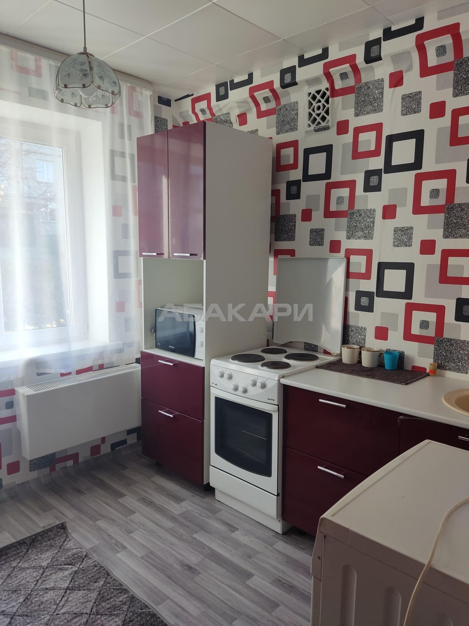 1к квартира улица Алёши Тимошенкова, 74 3/5 - 35кв   13000   аренда в Красноярске фото 8