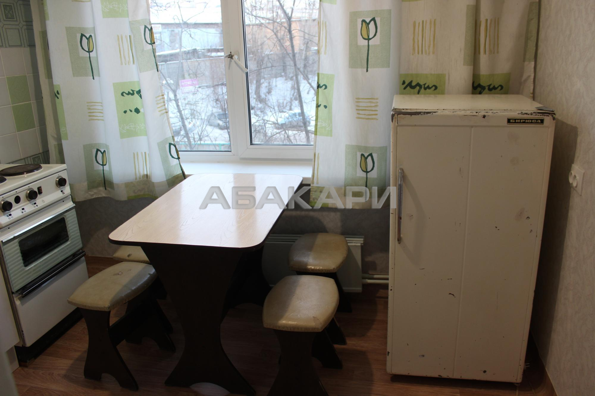 2к квартира улица Калинина, 2В 3/9 - 42кв   16000   аренда в Красноярске фото 4