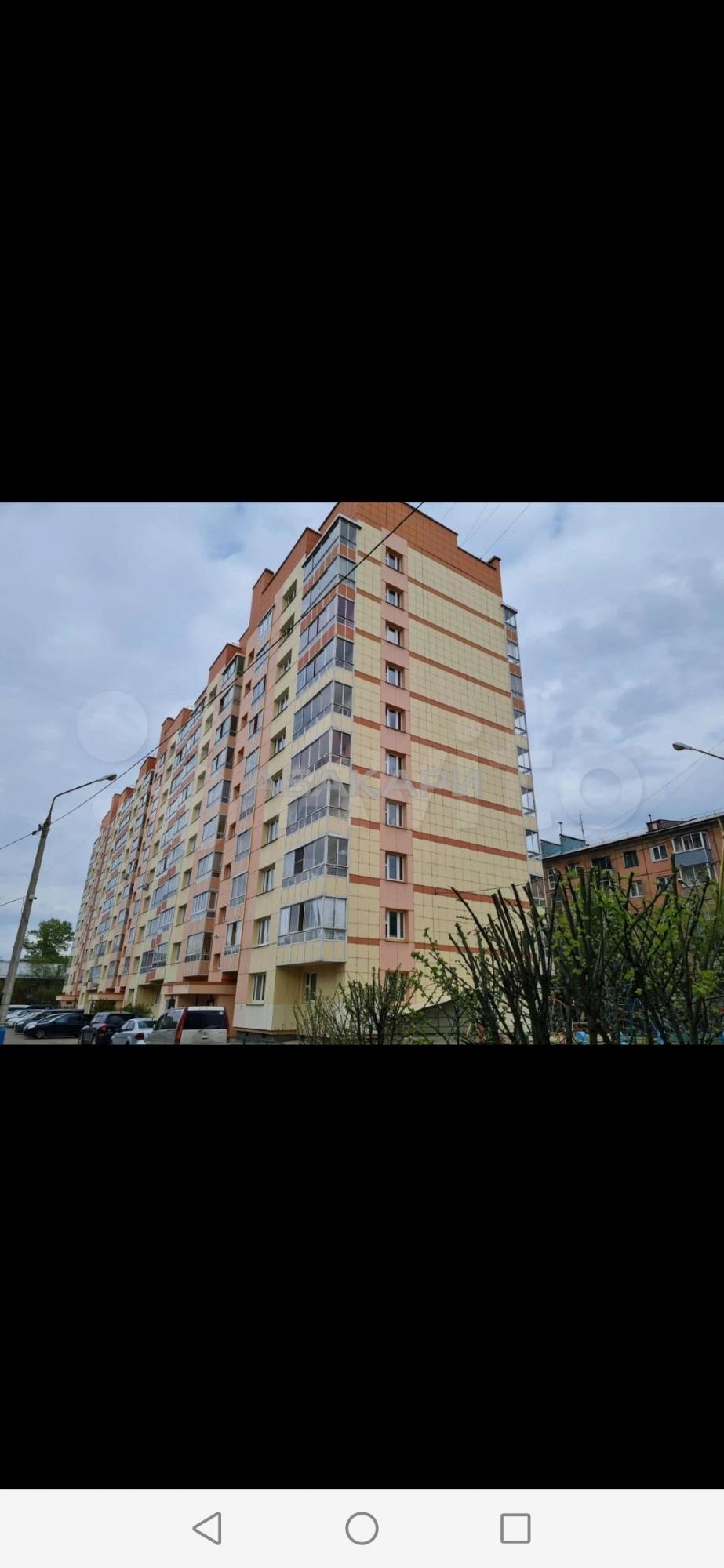 2к квартира Паровозная улица, 5А 3/10 - 50кв   20000   аренда в Красноярске фото 10