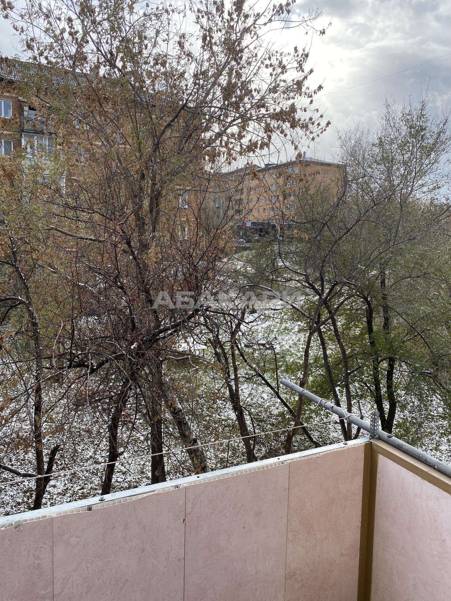 1к квартира улица Крупской, 36 3/5 - 31кв | 17000 | аренда в Красноярске фото 7