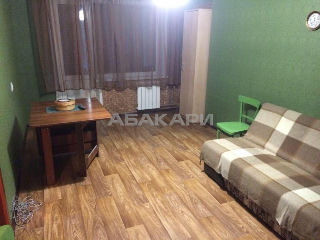 1к квартира улица Гусарова, 22 2/5 - 33кв | 15000 | аренда в Красноярске фото 3