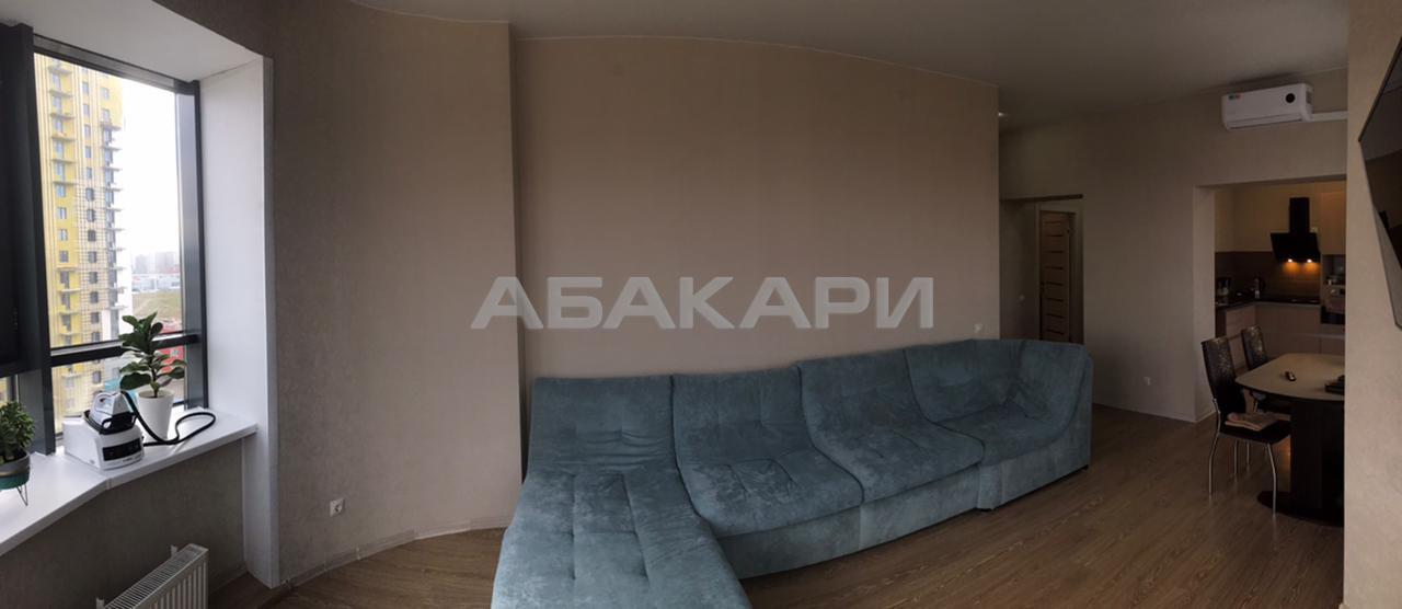 2к квартира улица Петра Ломако, 2 9/9 - 60кв   40000   аренда в Красноярске фото 5