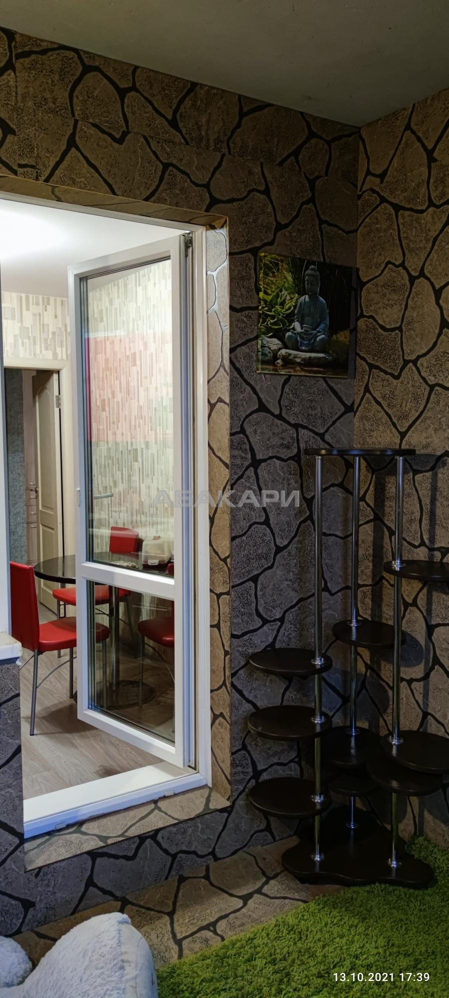 2к квартира проспект Металлургов, 55 а 8/10 - 60кв   30000   аренда в Красноярске фото 11
